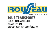 Logo Rousseau entreprise transport