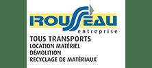 Logo Rousseau transport | AGIR LABORATOIRE