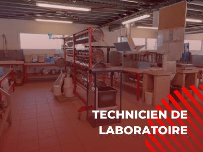 Technicien laboratoire   AGIR Laboratoire
